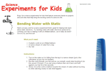 Experiments for Kids preview