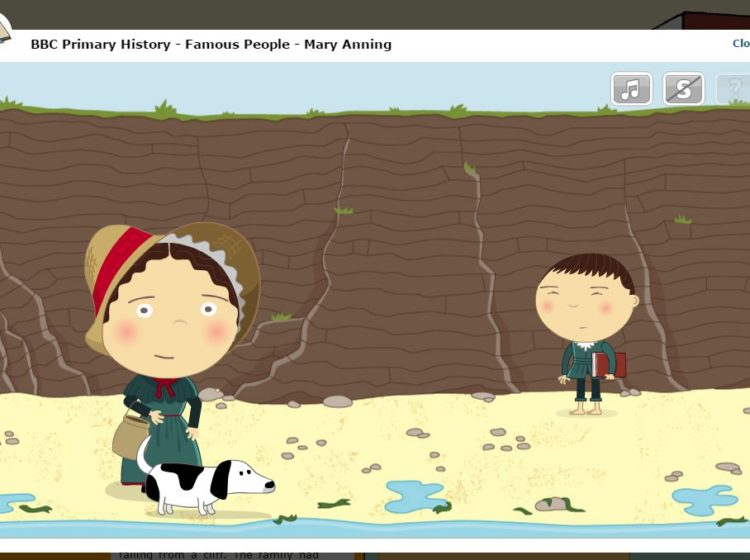Mary Anning screenshot