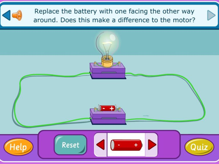electricity screenshot