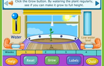 growing plants screenshot