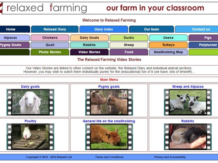our farm in your clasroom screenshot