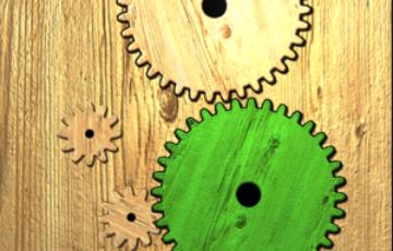 Gears Logic Puzzles Screenshot