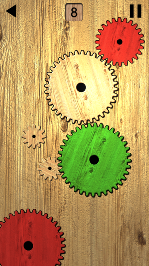 Gears Logic Puzzles Screenshot
