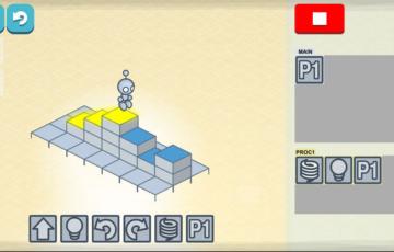 Lightbot: Code Hour screenshot