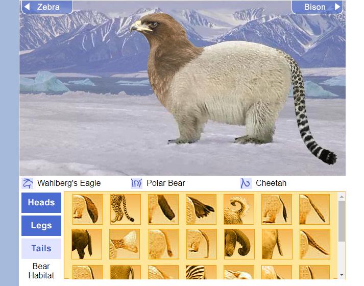 Switch Zoo Screenshot