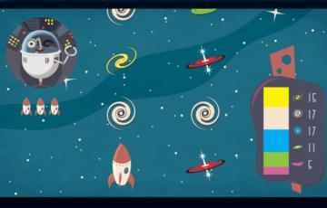 Galactic Explorer Screenshot
