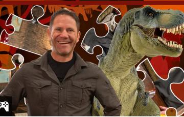 Deadly dinosaurs screenshot