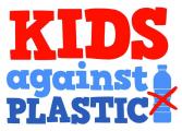 kids against plastic logo