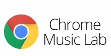 Chrome music logo