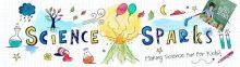 Science Sparks logo